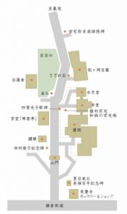東慶寺 御朱印 マップ